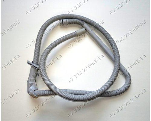 Шланг сливной для посудомоечной машины Bosch WAS20443OE/07 WAS24743OE/07 WAS24743OE/01 WAS28742OE/01