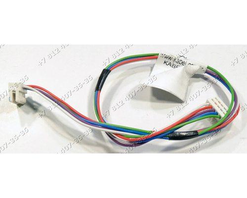 Шлейф платы индикации для посудомоечной машины Beko DFS05010W 7600158355