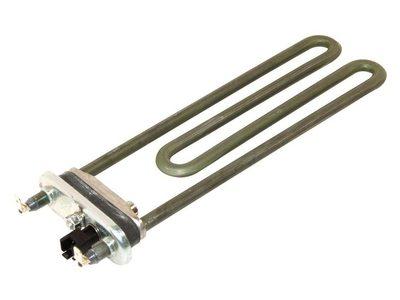 Тэн 2050W, 237 мм в сборе с датчиком для стиральной машины Whirlpool/Bauknecht W10645279 Irca ОРИГИНАЛ