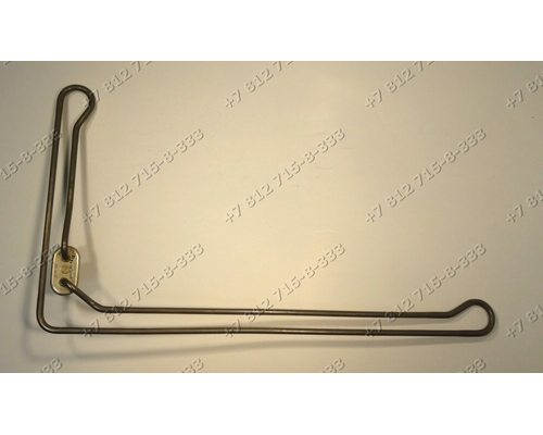 Тэн 1800W 220V irca 1193236 26*46 см для посудомоечной машины Electrolux