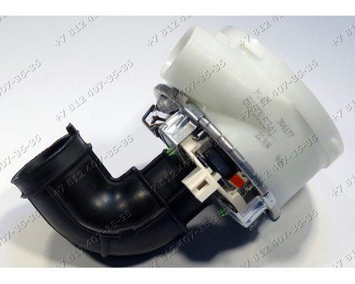 Тэн 1800W 230V 50Hz посудомоечной машины Indesit Ariston ADG271, ADG301, ADG321, ADG321IX