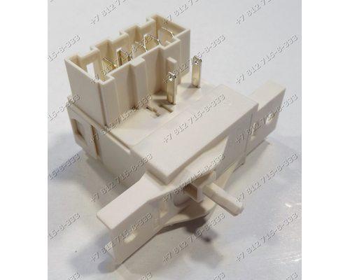 Выключатель посудомоечной машины Electrolux 1111433007, и т.д.