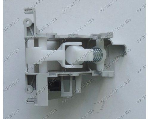 Замок двери для посудомоечной машины Beko Whirlpool 481241758397