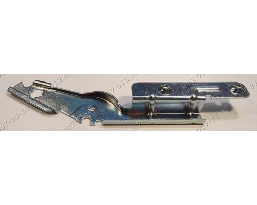 Петля двери правая посудомоечной машины Bosch SKS60E12EU/01, SKS40E22RU/13