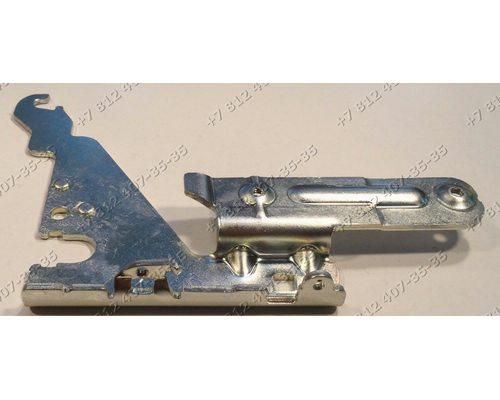 Петля двери правая посудомоечной машины Bosch SMV63M00EU/02, SMV30D20RU/46