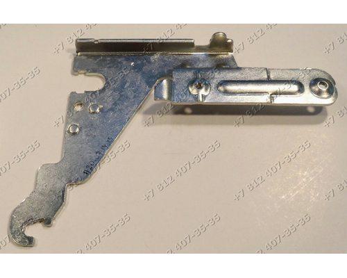Петля двери левая для посудомоечной машины Bosch SMV63M00EU/02, SMV30D20RU/46