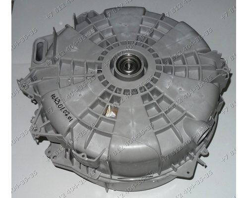 Бак в сборе для стиральной машины Electrolux EWS0864EDW, AEG LS60840L 914529602-04