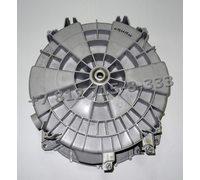Задний полубак с подшипниками, сальником и уплотнителем для стиральной машины Zanussi ZWG186W