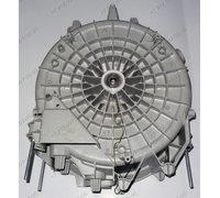 Задний полубак с подшипниками для стиральной машины Hansa PC4580C644, PCT4580A412 и т.д.