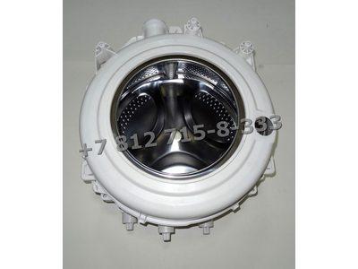 Бак в сборе для стиральной машины Indesit WISL 62, ARSF105CSI.L, ARXSD125CIS, IWSC5105SLCIS