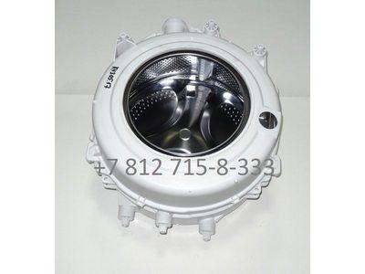 Бак в сборе для стиральных машин Индезит IWSD5085CIS Ariston ARSD129CIS.L, ARSF105CIS/S