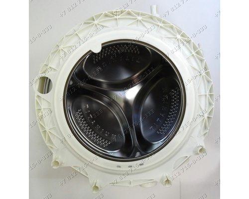 Бак в сборе для стиральной машины Indesit WMSD8215BCIS, WMSD8218BCIS, NWSK8108L, NWSK8128L