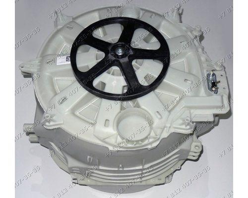Бак в сборе для стиральной машины Indesit Ariston WMD11419BCIS, VMD11409B, WMD10219BCIS