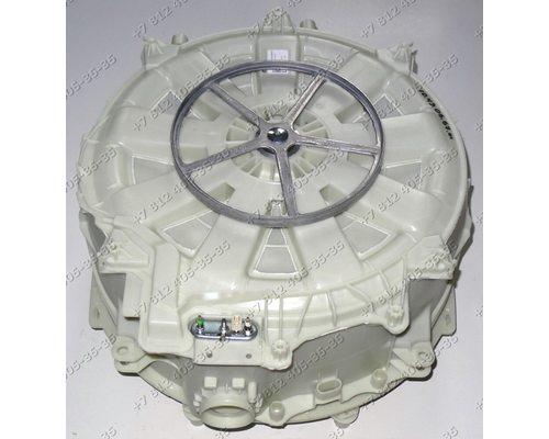 Бак в сборе для стиральной машины Ariston AQS62L09EU, AQS62L09IT, AQS63F29EU, AQS63L09IT