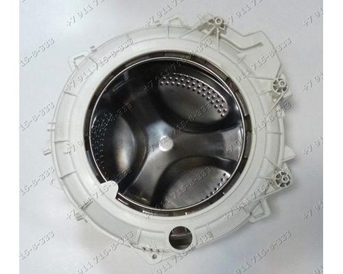 Бак в сборе для стиральной машины Ariston AQS0F05ICIS, AQSF05UCIS.L, Indesit PWSE6104SCIS и так далее