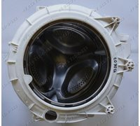 Бак для стиральной машины Ariston Aqualtis AQ7F293UEU, AQXXD129HEU, AQXXF129EU, Indesit PWC81272WEU, PWE81272WEU и так далее