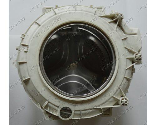 Бак в сборе для стиральной машины Ariston ARXD129CIS ARXXD105CIS/S ARXXD125CIS/S