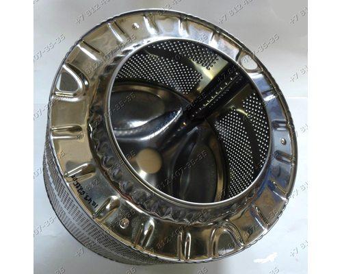 Барабан в сборе с крестовиной для стиральной машины Bosch WAE20160OE/01, WAE20441OE/13