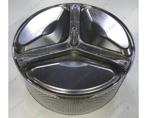 Барабан в сборе с крестовиной для стиральной машины Bosch WLX2044COE WLX20463OE/24