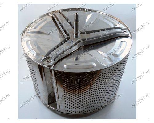 Барабан в сборе с крестовиной для стиральной машины Bosch WLM24441OE/02, WLM20440OE/03