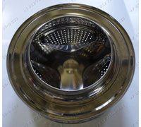 Барабан в сборе с крестовиной и лопастями стиральной машины Samsung WF0400N1NE/YLP