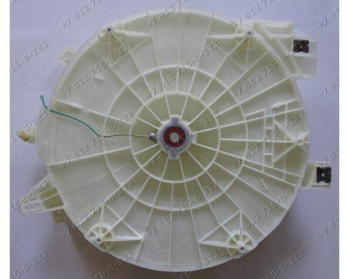 Задний полубак стиральной машины Samsung WF0400N1NE/YLP