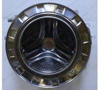 Барабан с крестовиной и лопастями стиральной машины Whirlpool AWG222