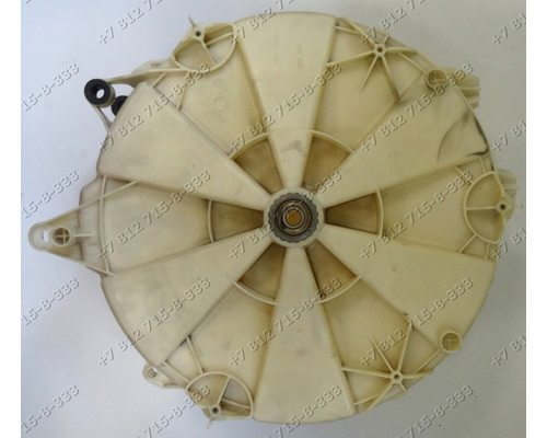 Бак стиральной машины Beko WM5450T WMN6106SD WMD24500R WKD24580T Blomberg WAF4080A 7126581600