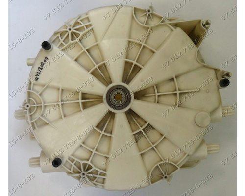 Задний полубак стиральной машины Beko WKD23580T WKL13560K WKL13500D WME53580 WKE53580 WM5358T