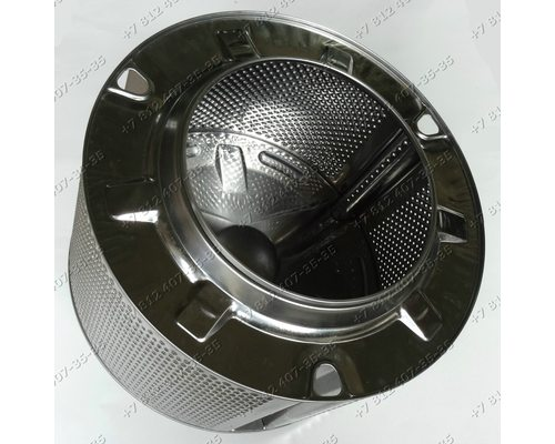 Барабан c крестовиной стиральной машины Beko WE6110E, WBF6004XC, WB6110XE, WB6110XE