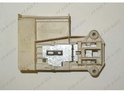 Устройство блокировки люка стиральной машины Electrolux Zanussi FA 580 1260607047