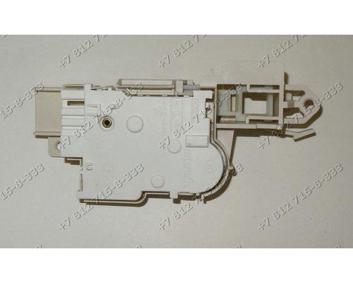 Блокировка люка 4 контакта 146117400 для стиральной машины Electrolux EWT 91321300101