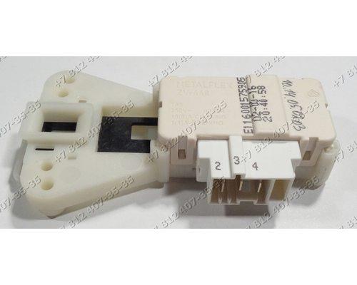 Блокировка люка стиральной машины Indesit WIU 81 (CSI)  WIUN 81 (CSI)  WISL 103  WS 105 TX EX  AVSL 80 R  AL 109 X EU