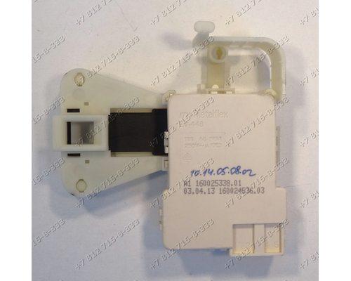Блокировка люка стиральной машины Indesit, Ariston ARXL105EU, AML105KS60HZ, AR103EU, AR103IT