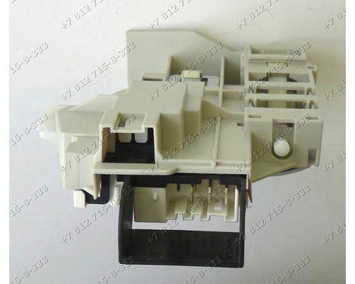 Блокировка люка стиральной машины Indesit Ariston QVSE7129SSCIS AQSL09UCIS.L