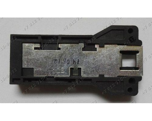 Блокировка люка стиральной машины Indesit WN668XWO WN421XWU
