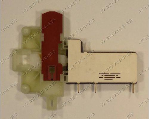 Блокировка люка стиральной машины Indesit AP846TX AP846TXTA