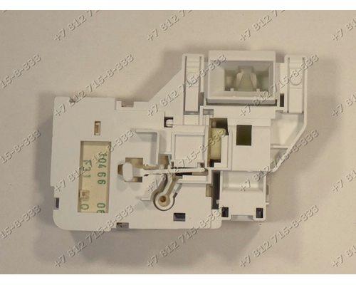 Блокировка люка стиральной машины Indesit PWC7105WEU PWC7105WIT