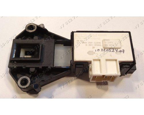 Блокировка люка стиральной машины Indesit Ariston IWSD6105BCIS.L48LT IWSD71051CECOEU