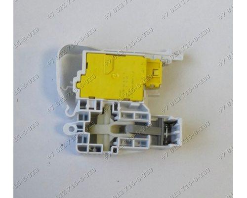 Блокировка люка стиральной машины Indesit Ariston AQS0F05SCIS AQS0F25CIS