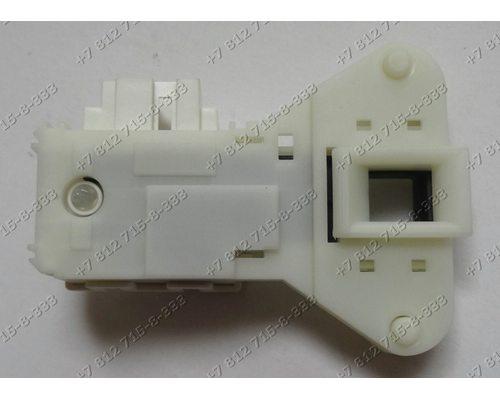 Блокировка люка стиральной машины Ariston WMSF605BCIS MVSB6125SCIS MVSC6105SCIS WMAQL741PUK