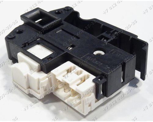 Блокировка люка стиральной машины Indesit EWUC4105CIS, BWSA61051, IWB5103CIS, IWSD51051UA