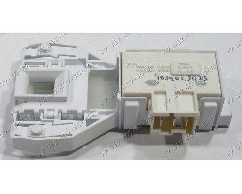Блокировка люка стиральной машины Indesit EWSD51031CIS, ARSL103CISL, EWC81252WFR, IWDD6105EC58
