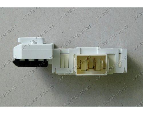 Блокиратор люка 3 контакта 5420005433 для стиральной машины Bosch WFD 2090