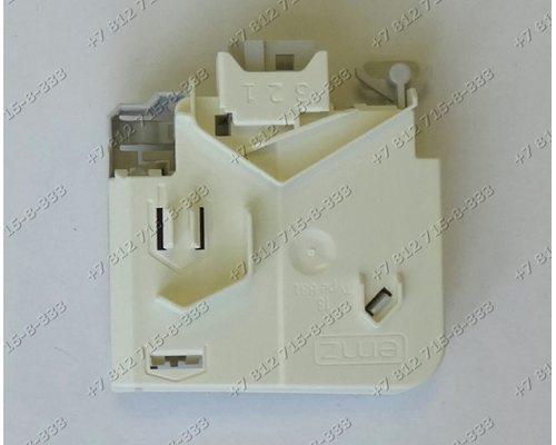 Блокировка люка 9000735664, 302430500089, 9000466729 для стиральной машины Bosch