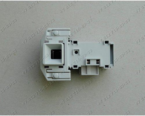 Блокиратор люка стиральной машины Bosch WLG20160OE/01 WLG24260OE/03