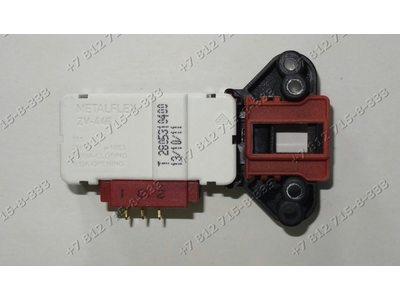 Устройство блокировки люка для стиральной машины Beko WMN 6110 SE, WMN 6506 D, WMN 6510 N