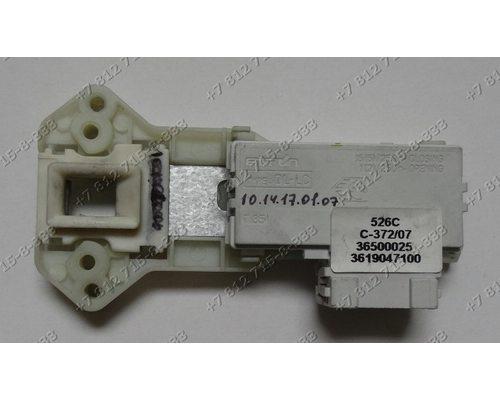 Блокировка люка стиральной машины Daewoo DWDM1029A