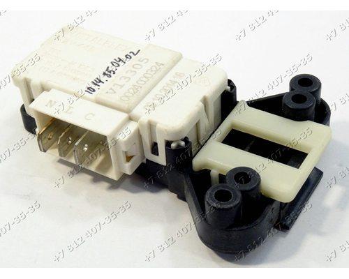 Блокировка люка ZV-446 3 контакта для стиральной машины Haier