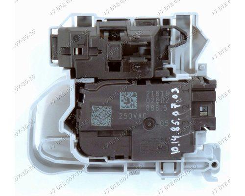 Блокировка люка для стиральной машины Haier CE0JGZE0M00, CE0JG1E1000, HW60-1229AS